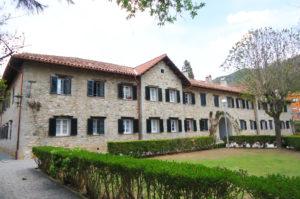 Colònia d'habitatges a Sant Joan les Abadesses
