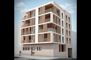 Edifici d'habitatges a Pallejà