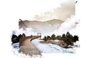 Mirador de la Vall de Núria